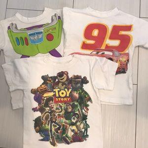 Disney T's 3 for $7